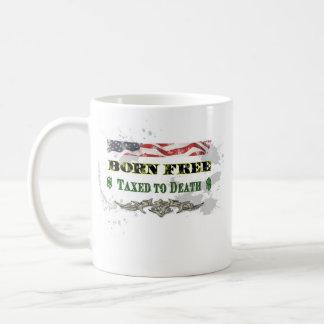 Taxed Mug