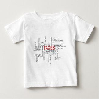 """Taxes"" Baby T-Shirt"