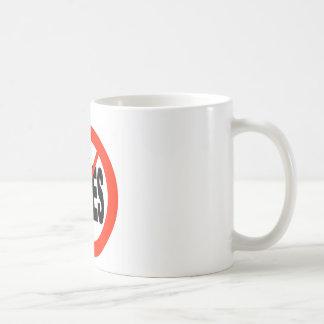TAXES COFFEE MUG