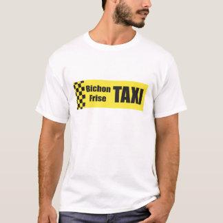 Taxi Bichon Frise T-Shirt