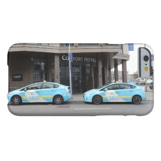 Taxi Cabs in Vilnius Lithuania Barely There iPhone 6 Case