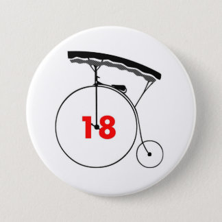 Taxi Driver 18 7.5 Cm Round Badge
