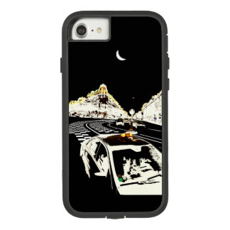 Taxi in Paris Case-Mate Tough Extreme iPhone 8/7 Case