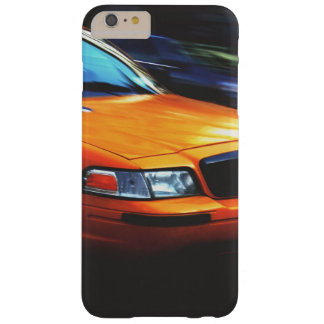 Taxi in speed on street barely there iPhone 6 plus case