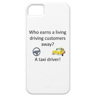 Taxi Joke iPhone 5 Case