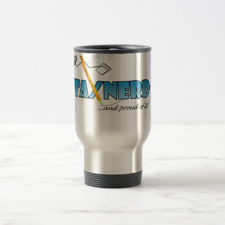 TaxNerd Travel Mug