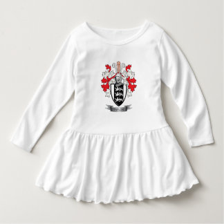 Taylor Family Crest Coat of Arms Dress