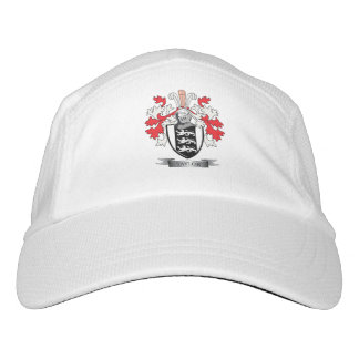 Taylor Family Crest Coat of Arms Hat