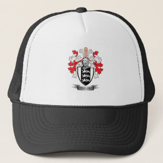 Taylor Family Crest Coat of Arms Trucker Hat