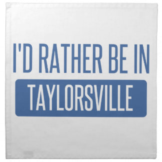 Taylorsville Napkin