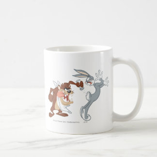 TAZ™ and BUGS BUNNY™ Basic White Mug