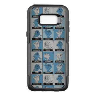 TAZ™ Emotion Checkbox OtterBox Commuter Samsung Galaxy S8+ Case