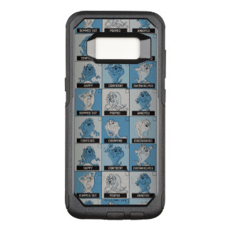 TAZ™ Emotion Checkbox OtterBox Commuter Samsung Galaxy S8 Case