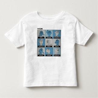 TAZ™ Emotion Checkbox Toddler T-Shirt