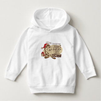 TAZ™- I'm On The Nice List Hoodie