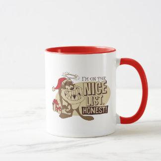 TAZ™- I'm On The Nice List Mug