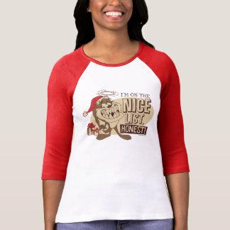 TAZ™- I'm On The Nice List T-Shirt