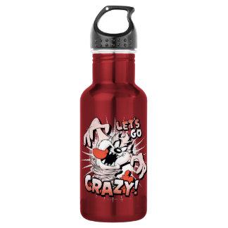 "TAZ™ ""Let's Go Crazy!"" Halftone 532 Ml Water Bottle"