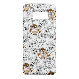TAZ™ Line Art Color Pop Pattern Case-Mate Samsung Galaxy S8 Case