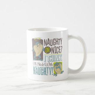 TAZ™- Naughty or Nice? Coffee Mug