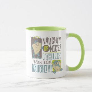 TAZ™- Naughty or Nice? Mug