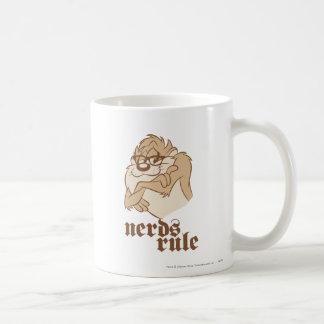 TAZ™ - Nerds Rule Coffee Mug