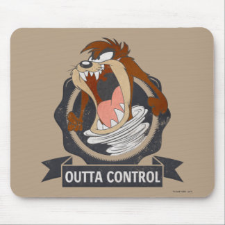 TAZ™ Outta Control Mouse Pad