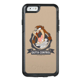 TAZ™ Outta Control OtterBox iPhone 6/6s Case