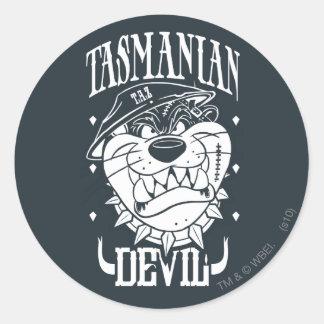 Taz - Rebel 8 Stickers