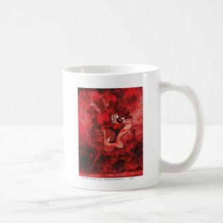 TAZ™ Sinister Basic White Mug