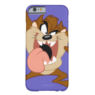 TAZ™ | Sticking His Tongue Out Barely There iPhone 6 Case