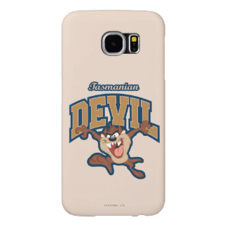 TAZ™ Tasmanian Devil Patch Samsung Galaxy S6 Cases