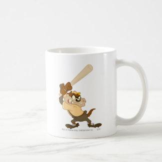 TAZ™ The Home-Run Slugger Basic White Mug