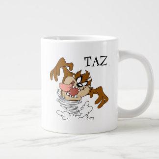 TAZ™ Whirling Tornado Large Coffee Mug