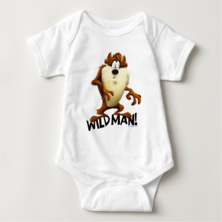 TAZ™- Wild Man Baby Bodysuit
