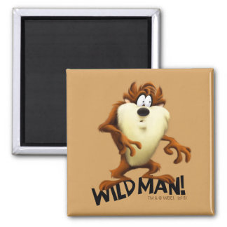 TAZ™- Wild Man Magnet