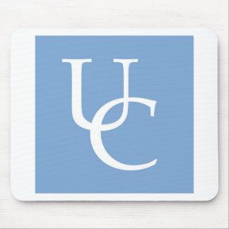 Taza con el logo de UC Mouse Pad
