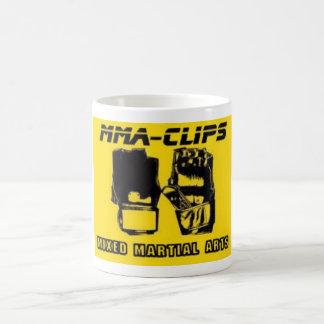 Taza Logo Guantes (amarillo) Basic White Mug