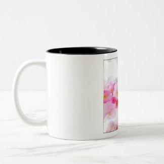 Tazza Fiori Two-Tone Coffee Mug