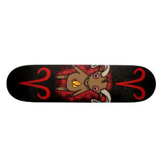(TBA 12/2) Aries Zodiac Skateboard! Skate Boards
