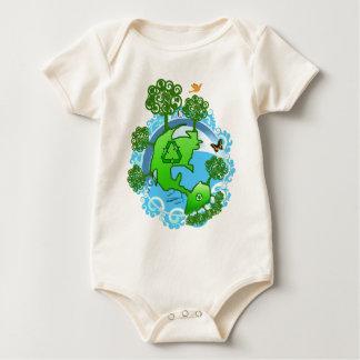 TBA Award Winner A Global Recycle Baby Bodysuit