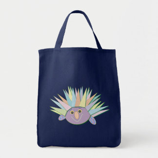 TBA Award winner: Porcupine, happy happy Tote Bag