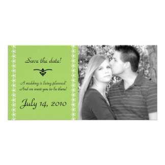 TBA Save the date announcement Photo Card