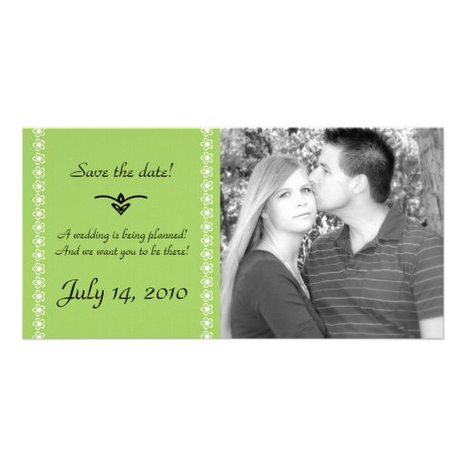 TBA Save the date! announcement Photo Card
