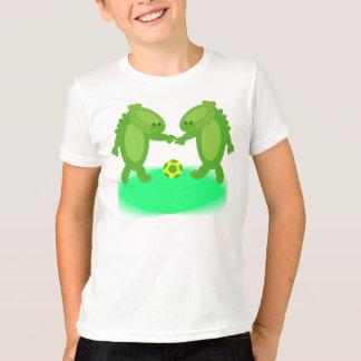 TBA Winner: Alligator, Soccer T-Shirt