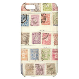 TBA Winner Japanese Postage iPhone 5C Cases