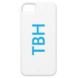 TBH iphone 5/5s case