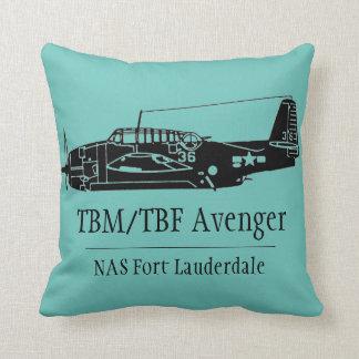 TBM Avenger Cushion