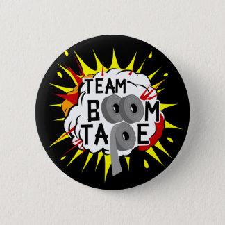 TBT Logo Button (black)