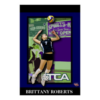 TCA Volleyball Poster